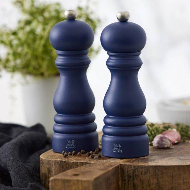 PEUGEOT  Salt & peber kværn Paris 18 cm - blå