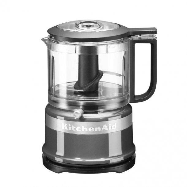 KitchenAid Mini-foodprocessor 830 ml. - stål