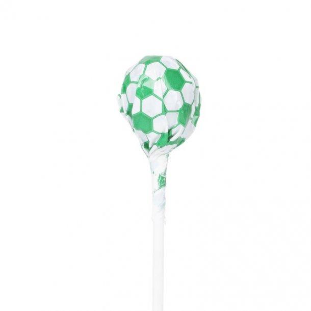 Fodboldslikkepinde - æble