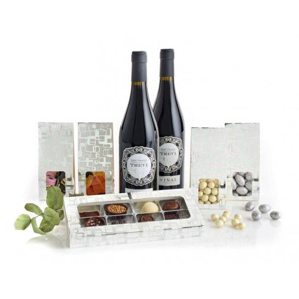 Winter Wonderland- vin & chokolade