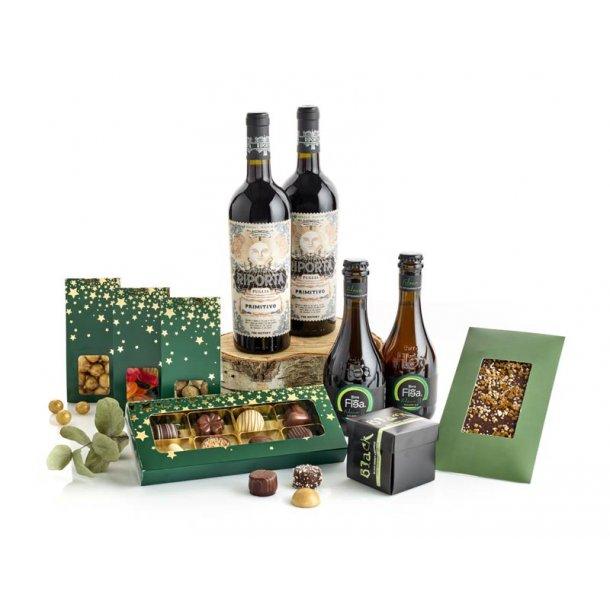 Evergreen - vin & chokolade