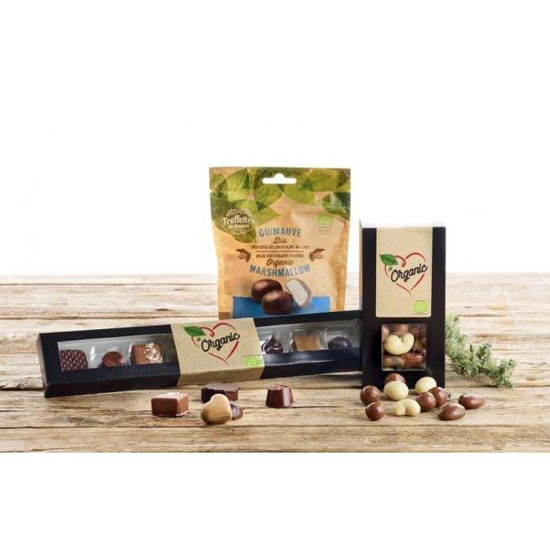 Økokasse 2  - chokolade